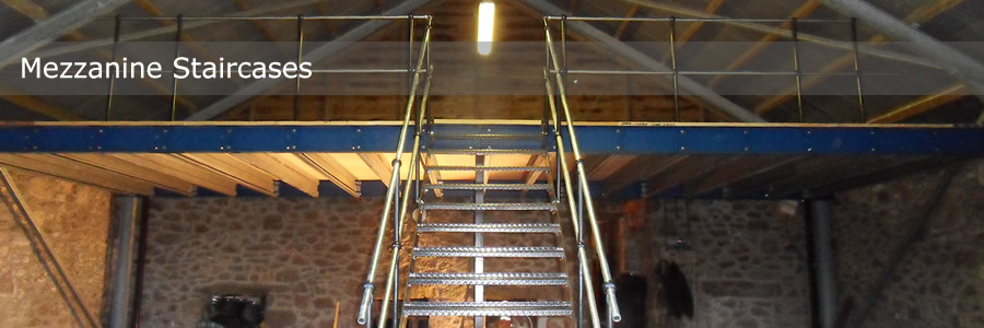 More Storage Ltd Mezzanine Flooring and Staircases  in Medway Kent